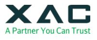 XAC - A Partner You Can Trust